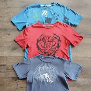 Lots of Boys Graphic Tees Small, Medium, and Large